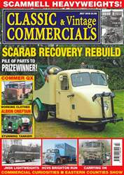 Classic & Vintage Commercials issue July 2018
