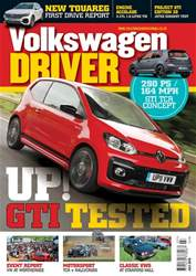 Volkswagen Driver issue July 2018