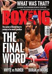 Boxing News issue 12/06/2018