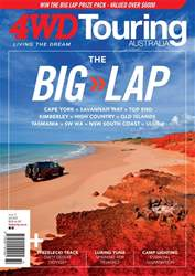 4WD Touring Australia issue Issue 72