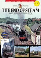 Rail Express issue The End of Steam