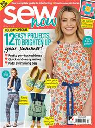 Sew Now issue Issue 22