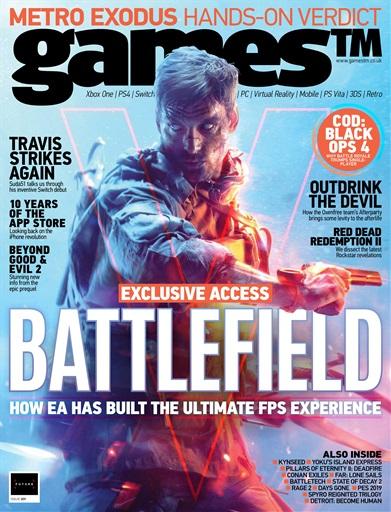 games (TM) Magazine