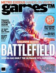 games (TM) issue Issue 201