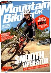 Mountain Biking UK issue July 2018
