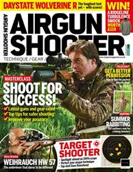 Airgun Shooter issue Summer 2018