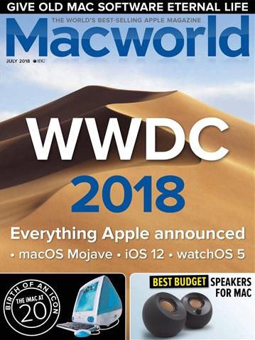 Macworld UK issue Jul-18