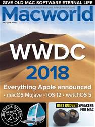 Macworld UK issue Jul-18