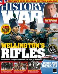 History of War issue Issue 56