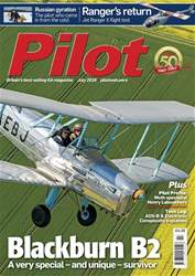 Pilot issue JUL 18