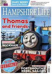 Hampshire Life issue Jul-18