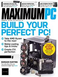 Maximum PC issue July 2018
