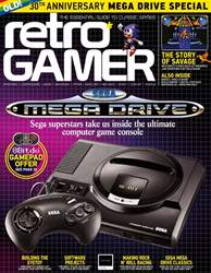 Retro Gamer issue Issue 182