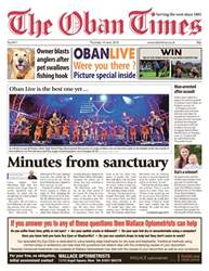 The Oban Times & Lochaber Times issue 14th June 2018