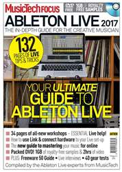 Ableton Live 2017 issue Ableton Live 2017