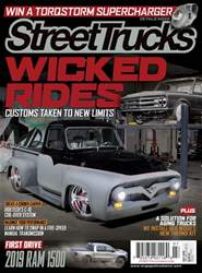 Street Trucks issue July 2018