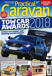 Practical Caravan issue August 2018