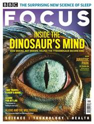 BBC Focus Magazine issue July 2018