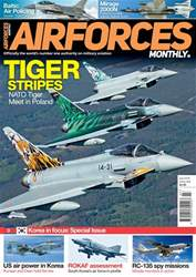 AirForces Monthly issue   July 2018