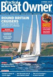 Practical Boatowner issue Summer 2018