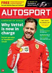 Autosport issue 14th June 2018