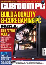Custom PC UK issue August 2018