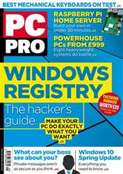 PC Pro issue August 2018
