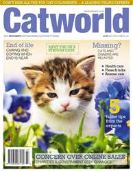 Cat World issue Issue 484