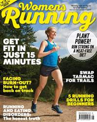 Women's Running issue August 2018