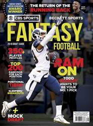 Fantasy Football 1 2018 issue Fantasy Football 1 2018