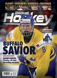 Beckett Hockey issue July 2018