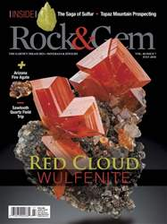 Rock & Gem Magazine issue July 2018