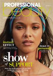 Professional Beauty July 2018 issue Professional Beauty July 2018