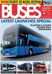 Buses Magazine issue   July 2018