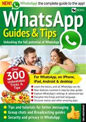 WhatsApp Guides issue WhatsApp Guides