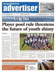Argyllshire Advertiser issue 15th June 2018