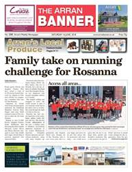 Arran Banner issue 16 June 2018