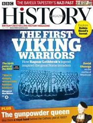 BBC History Magazine issue July 2018