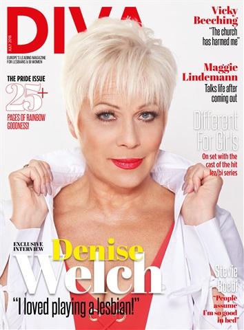 DIVA Magazine issue July 2018