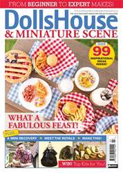 Dolls House and Miniature Scene issue July 2018 (290)