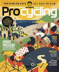 Procycling issue July 2018