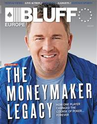 Bluff Europe issue Bluff Europe June 2018