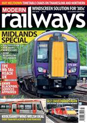 Modern Railways issue   July 2018