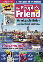 The People's Friend issue 23/06/2018