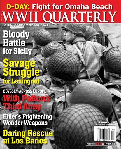 WWII Quarterly Preview