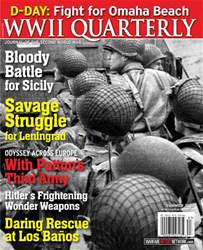 WWII Quarterly issue Summer 2018