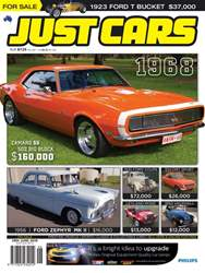 JUST CARS issue 18-13