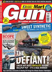 Gunmart issue Jul-18