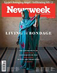 Newsweek International issue 22nd June 2018
