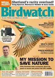Birdwatch Magazine issue July 2018